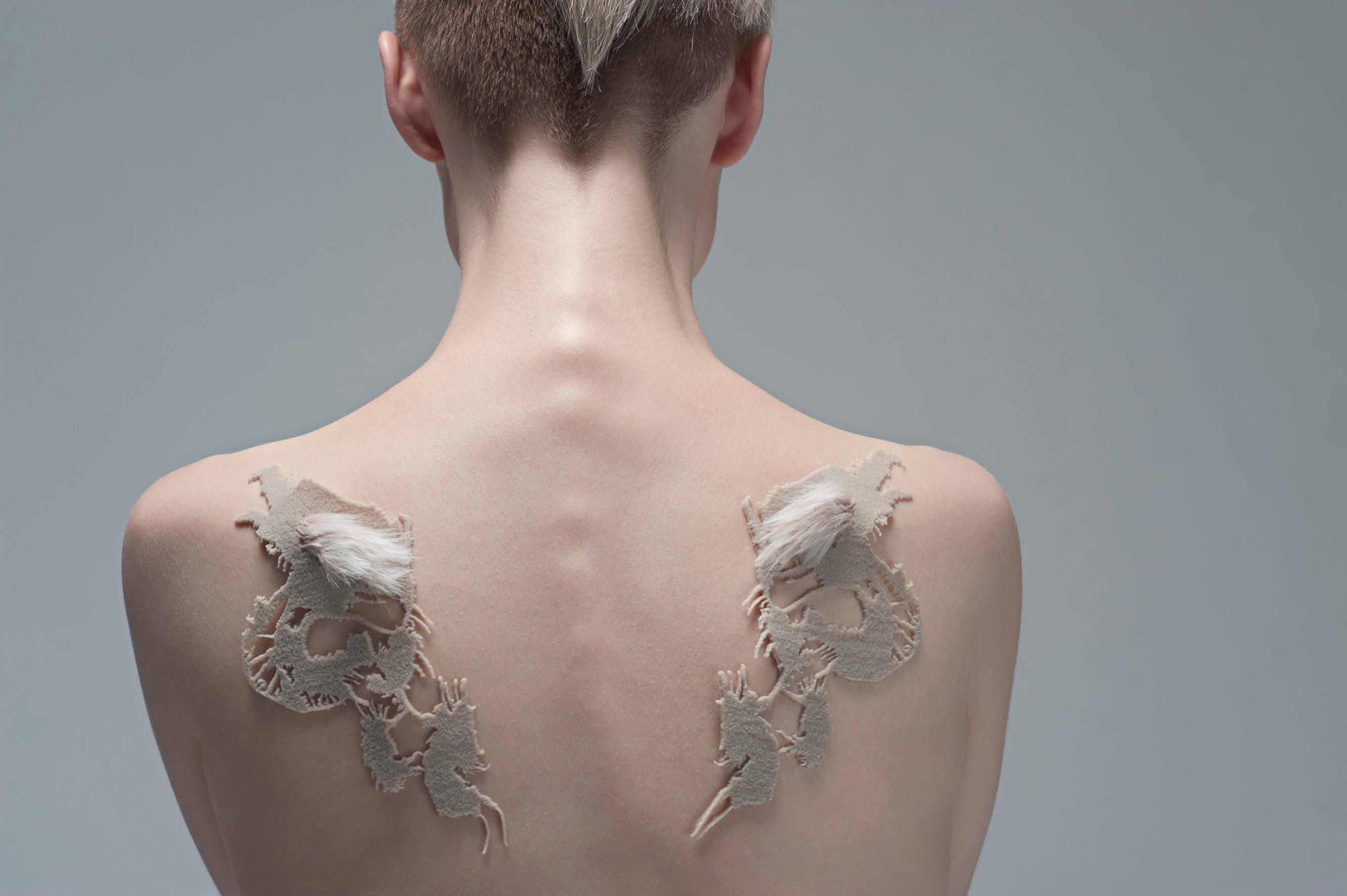 Tactile Art by Andreea Mandrescu