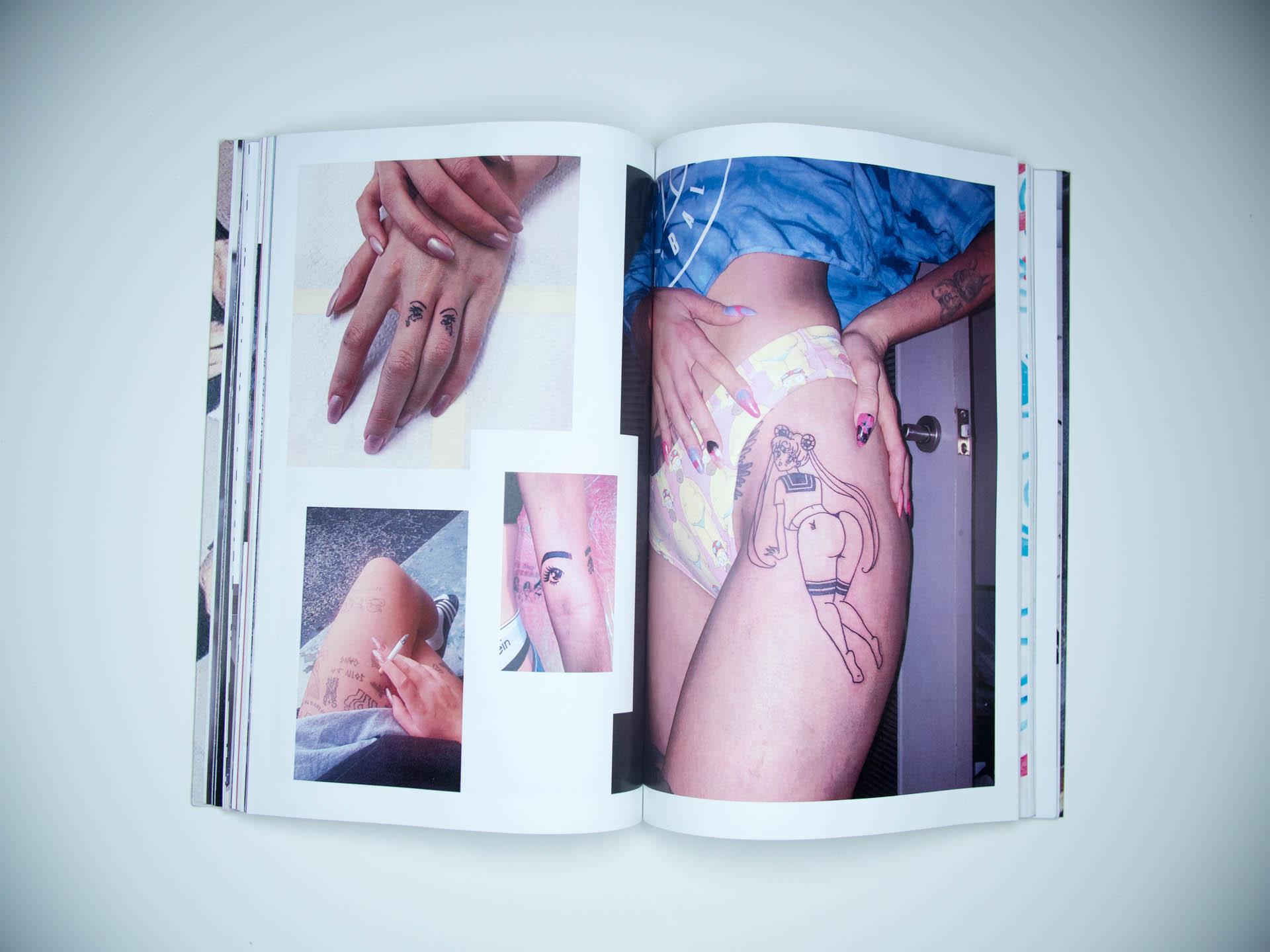 tatoo book