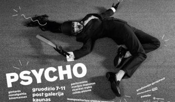 """Kinomansas """"Psycho"""""""