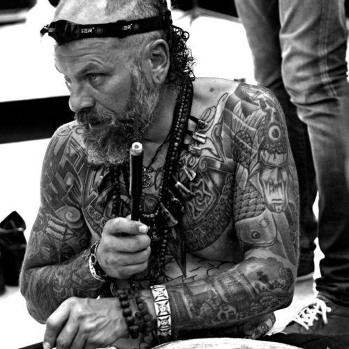 Angis tattoo