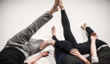 Plastika fantastika – šokio seminaras su Liza Baliasnaja (LT/BE)