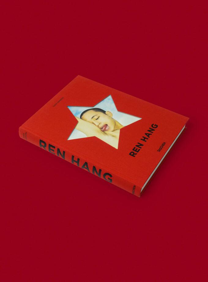 Ren Hang viršelis