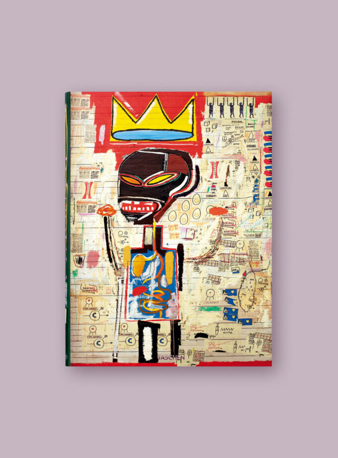 Jean-Michel Basquiat XL book
