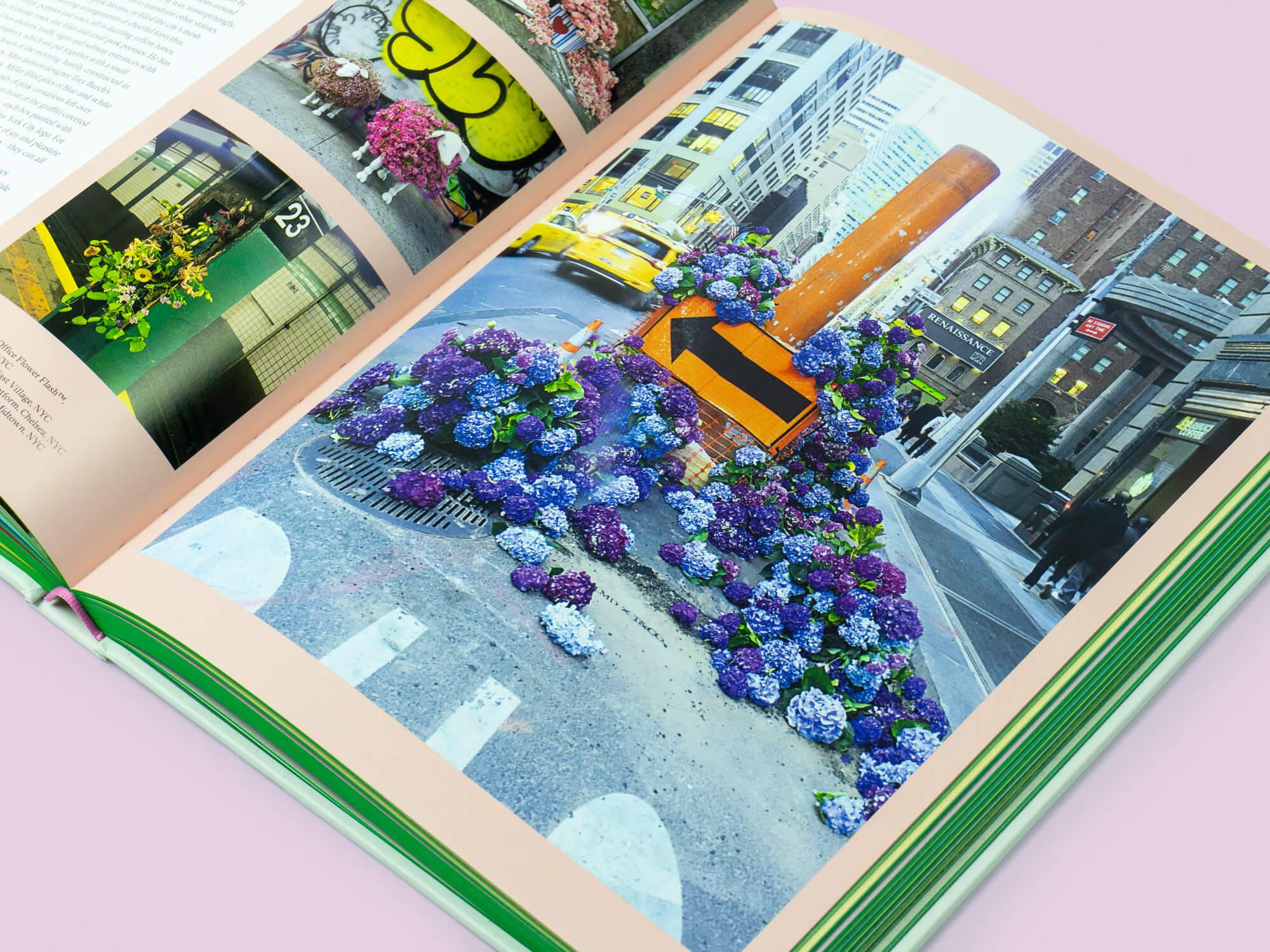 Knyga Blooms