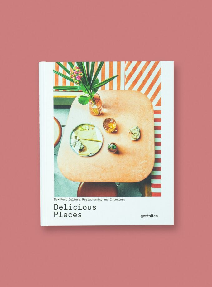 Delicious Places cover