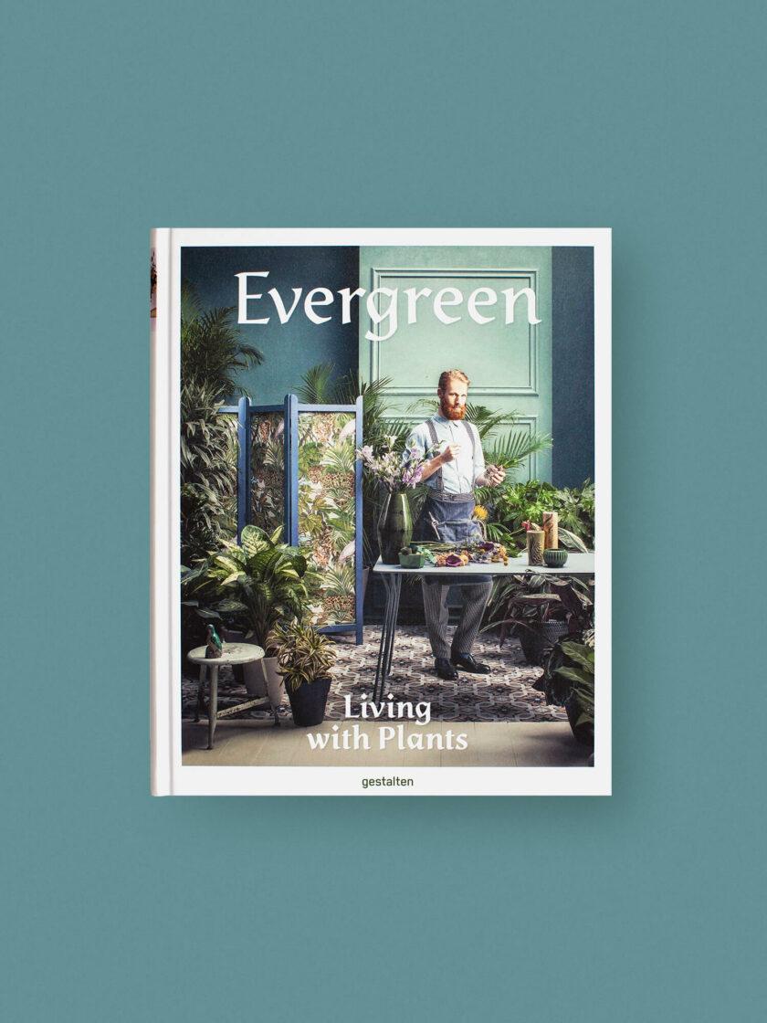 Evergreen viršelis