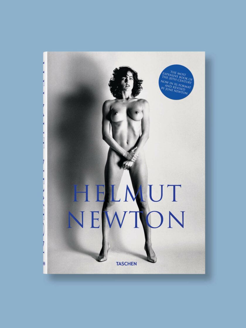 Helmut Newton SUMO viršelis