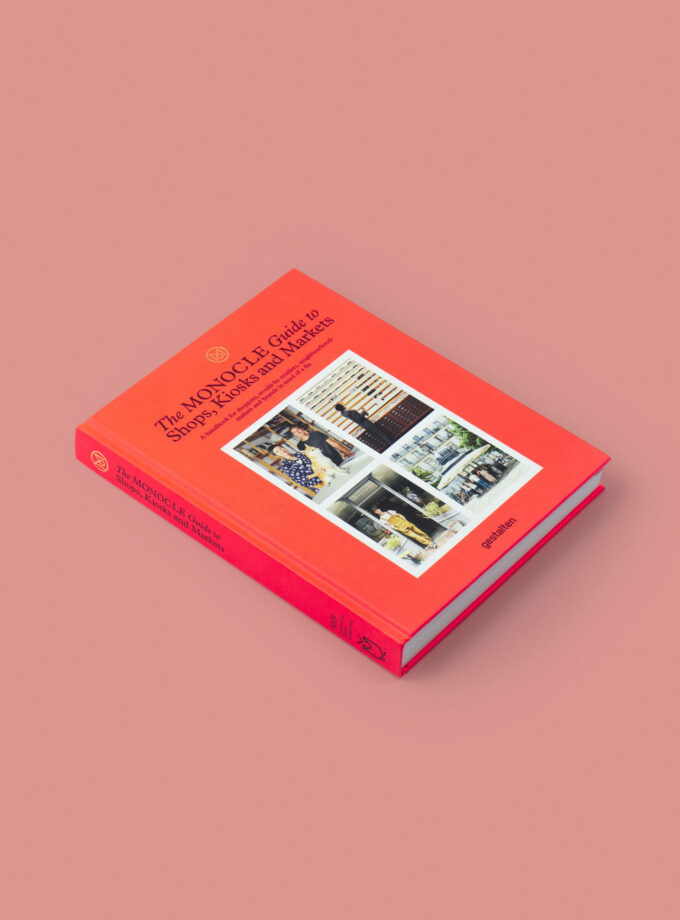 The Monocle Guide to Shops, Kiosks and Markets cover