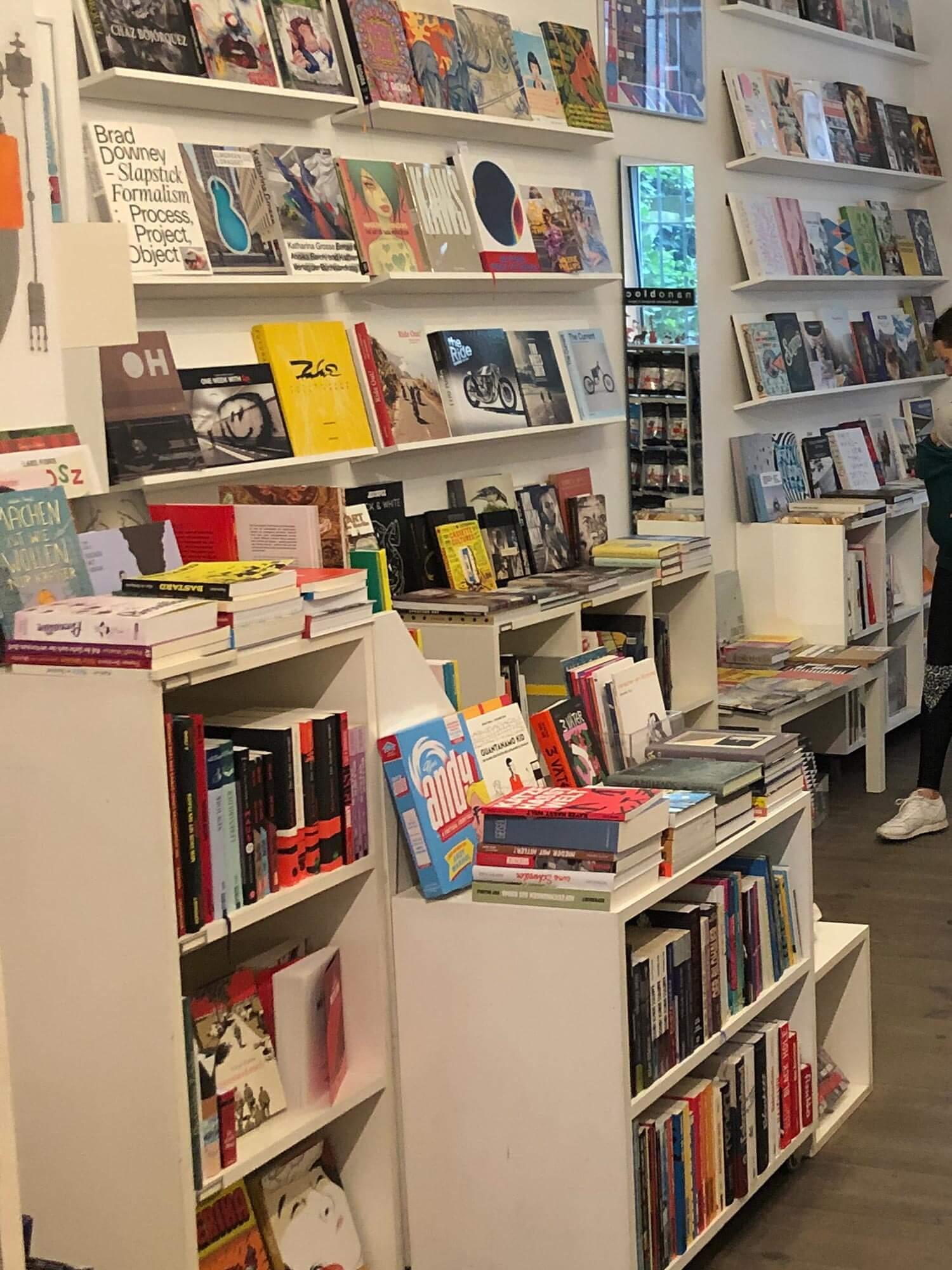 Berlynas ir jo knygynai