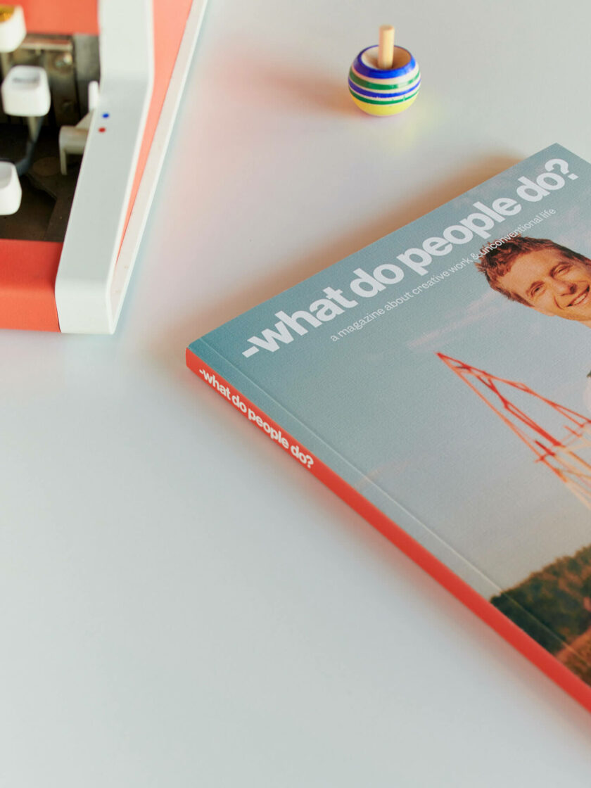 žurnalas ką žmonės dirba visą dieną