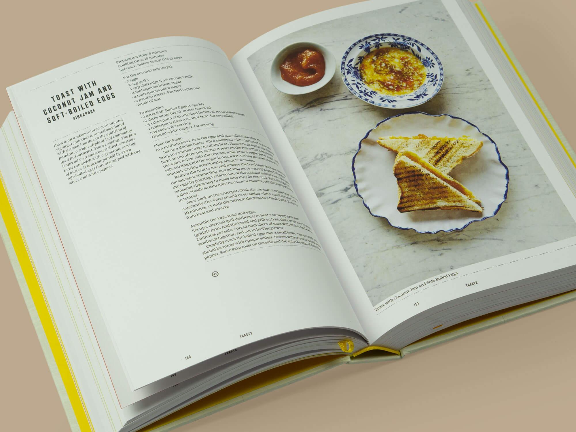 Breakfast knyga