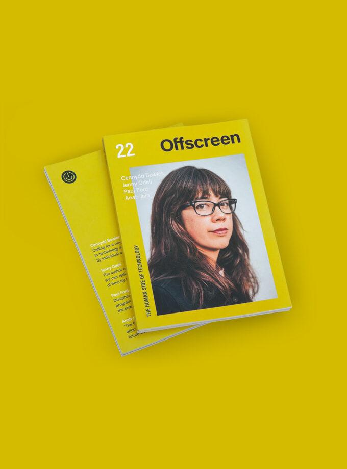 offscreen žurnalas
