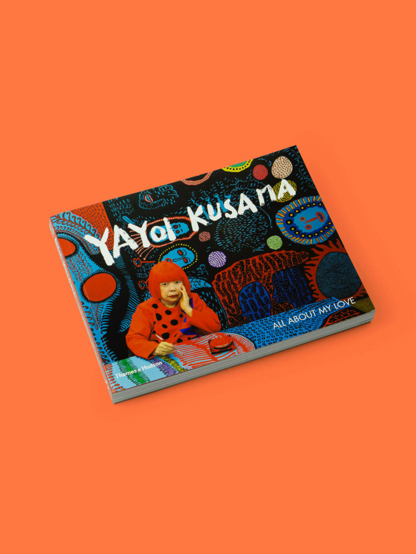 Yayoi Kusama knyga