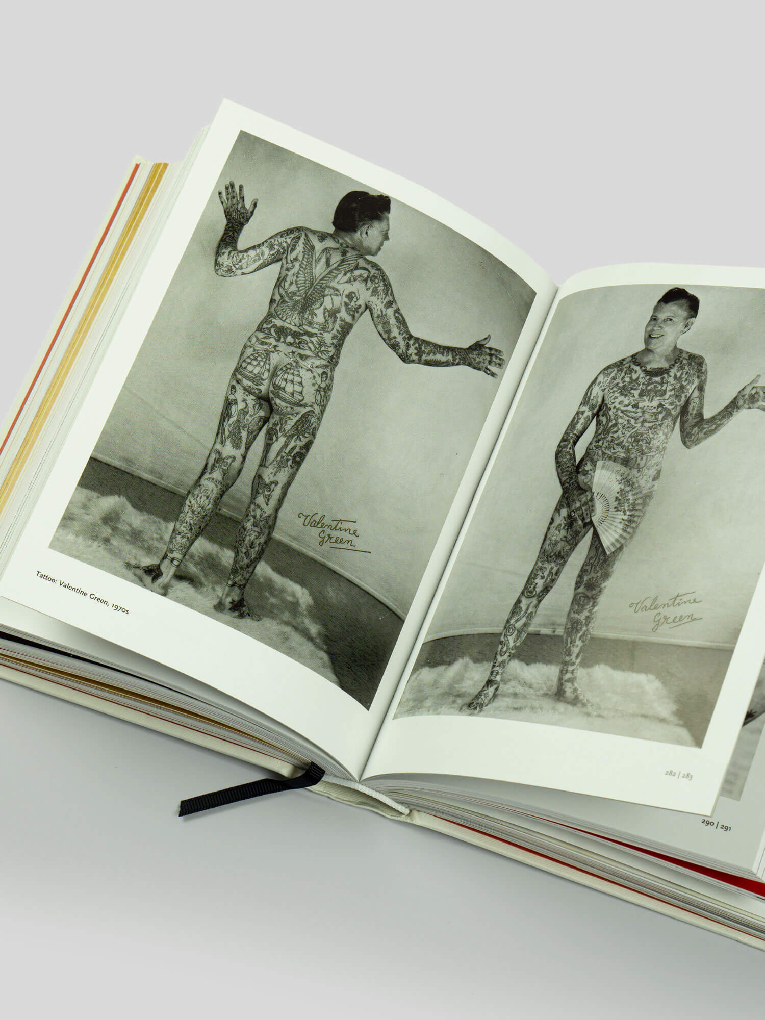 tattoo knyga