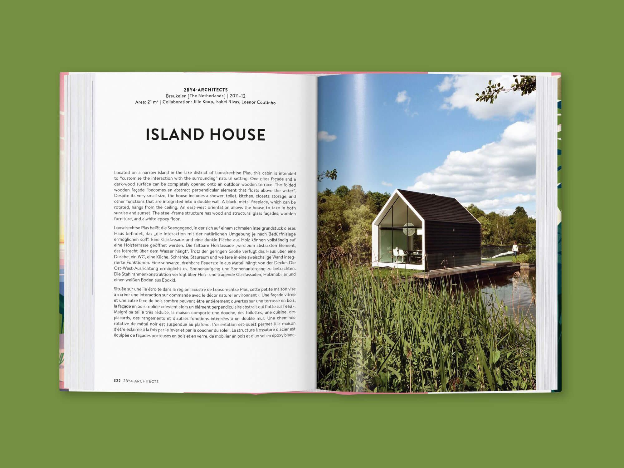 cabins knyga