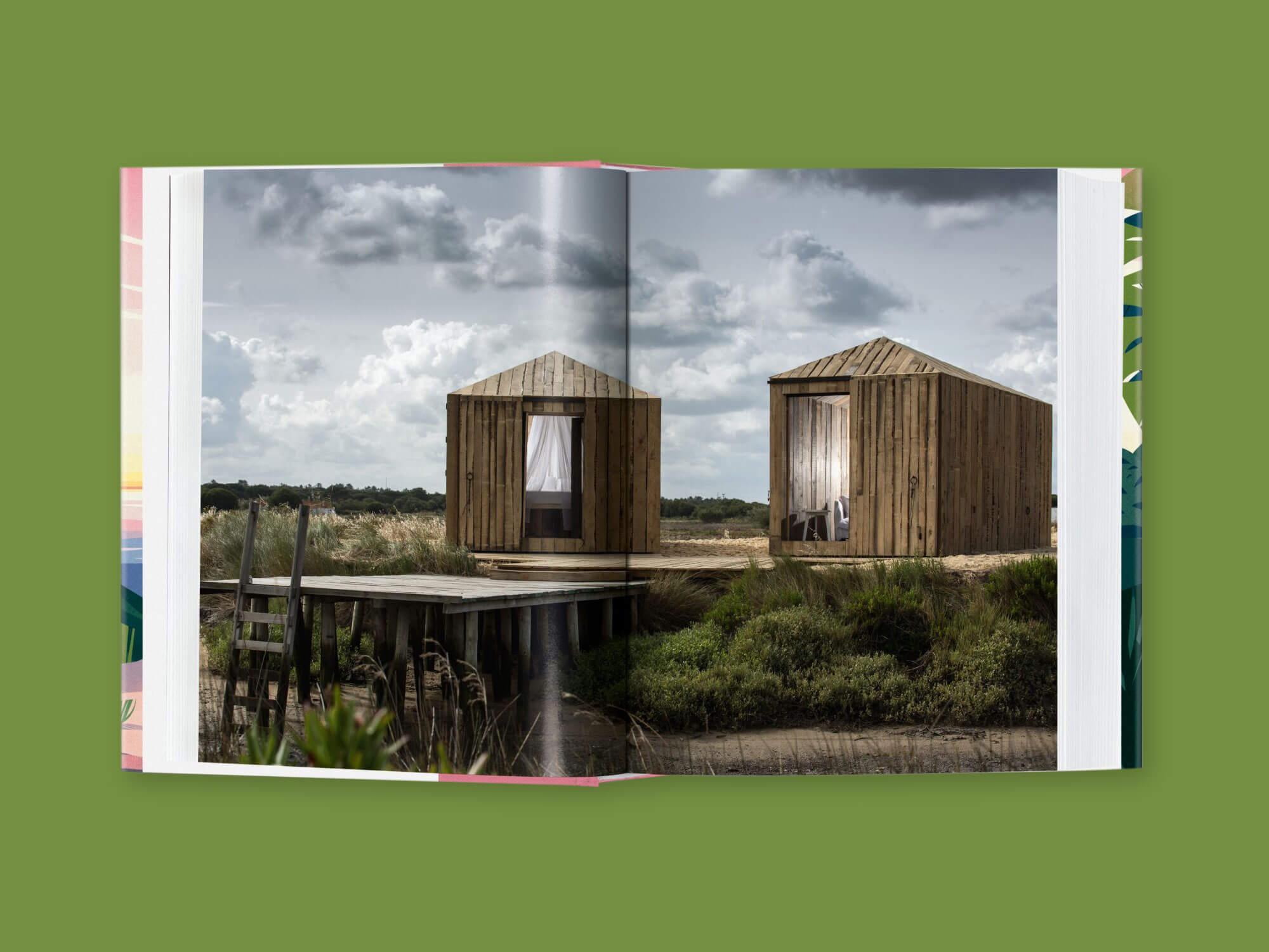 cabins book