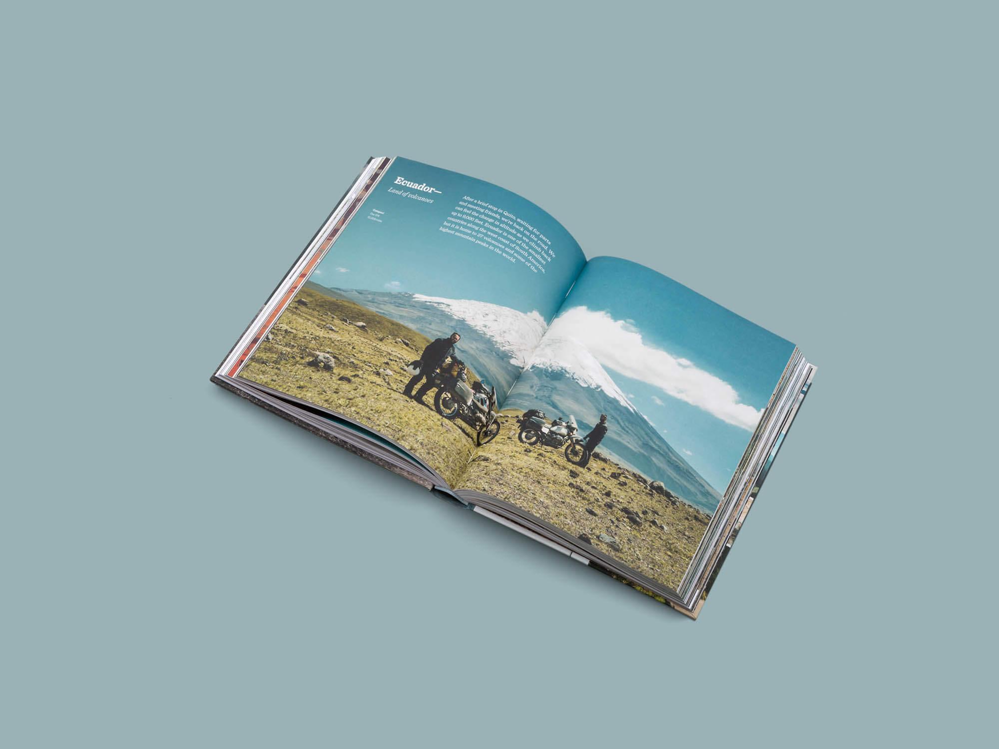 knyga apie keliones
