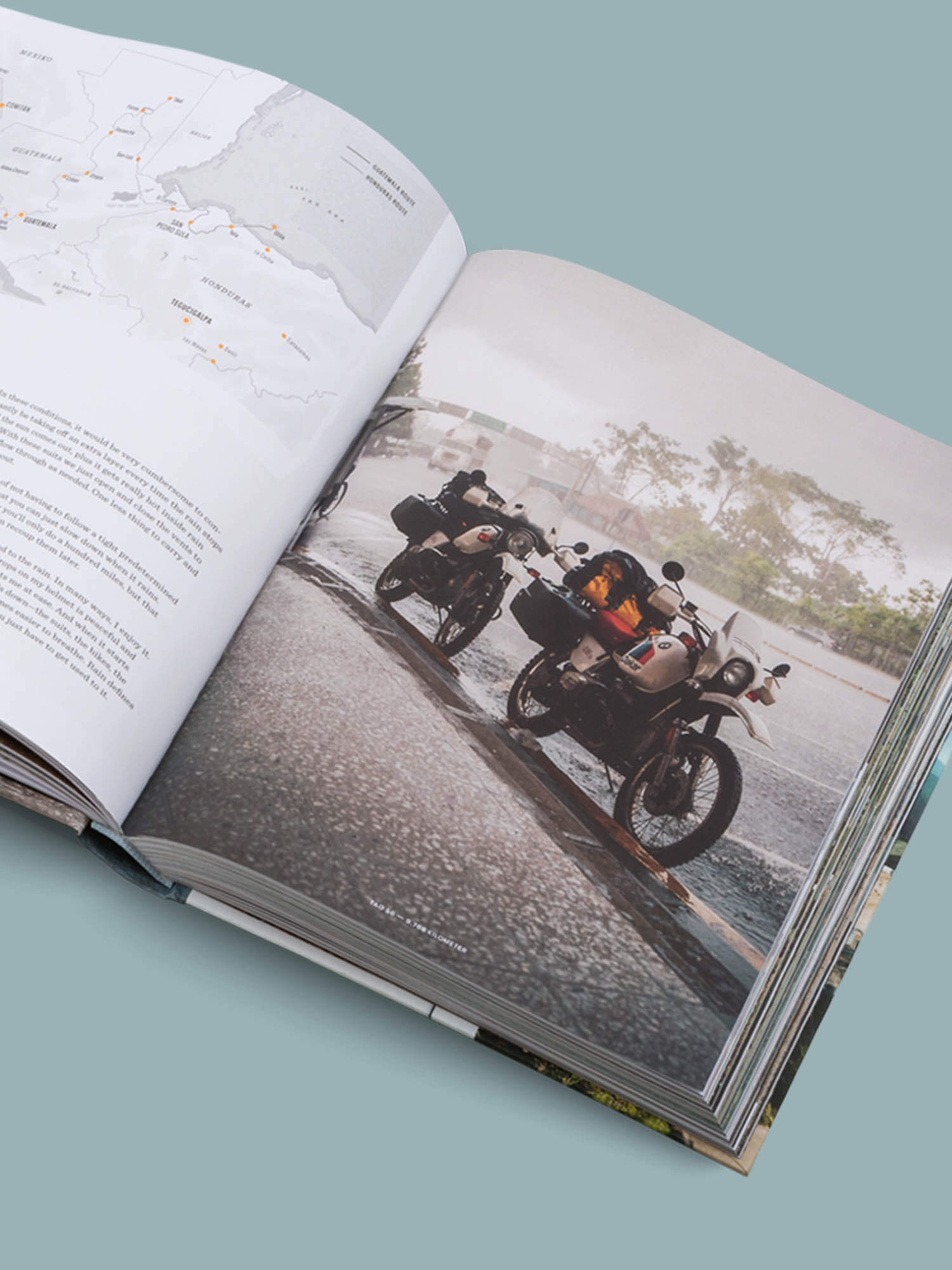 motocycle book